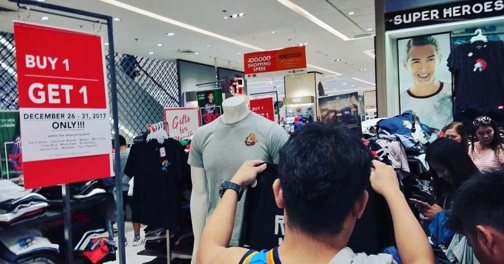 Year-Ender Shopping Experience with PayMaya QR + P5,000 Giveaway