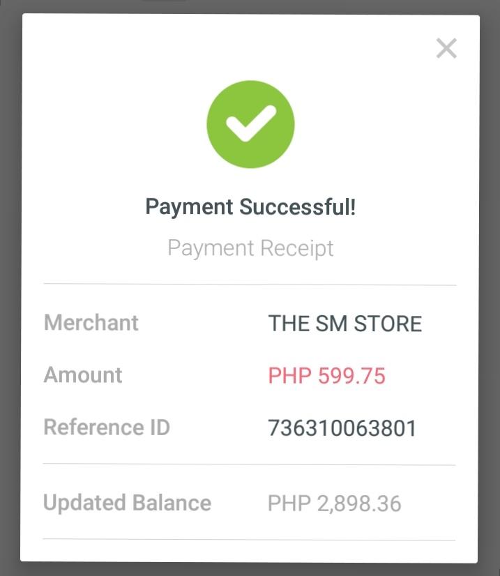 PayMaya Payment