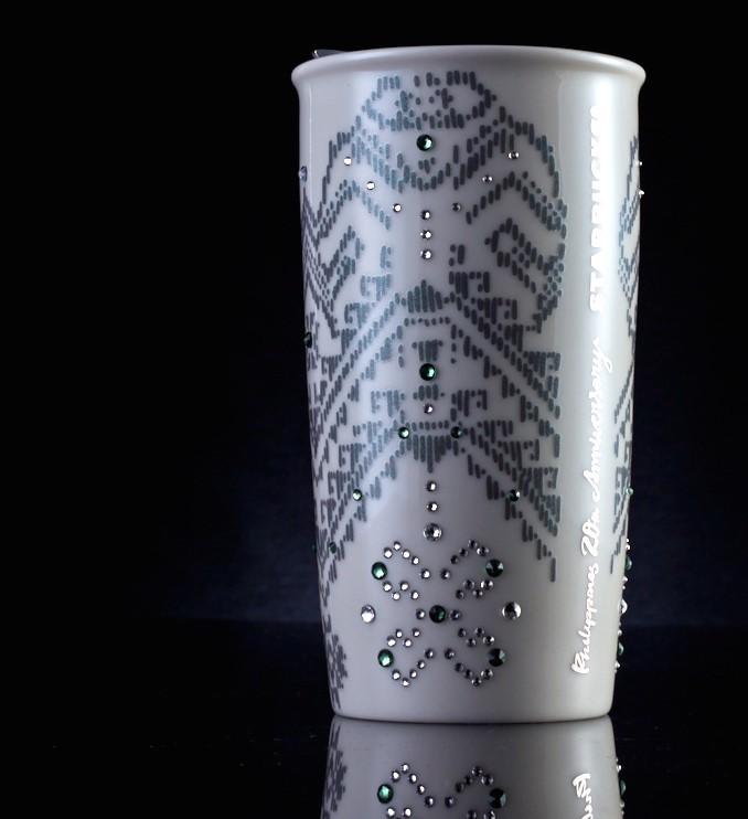 Starbucks 20th Anniversary Ceramic Mug