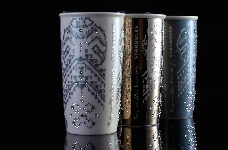 Starbucks 20th Anniversary Collection