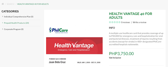PhilCare Accredited Hospitals