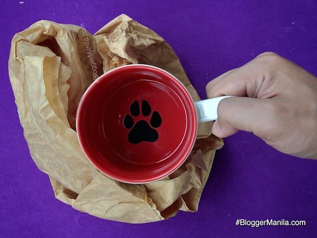 Dog White Mug