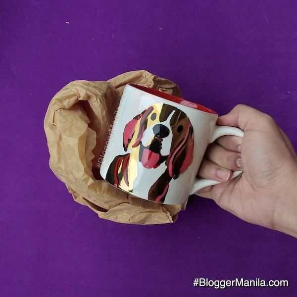 Starbucks Dog Mug