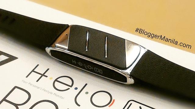 HELO LX Smartband