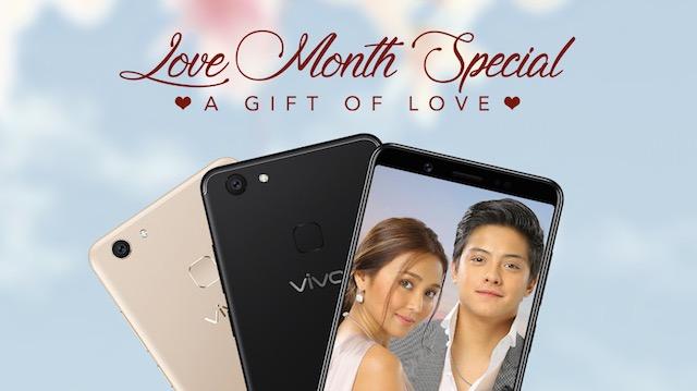 Vivo Love Month Special