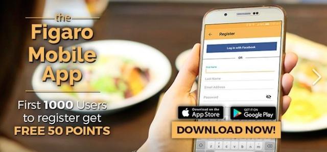 Figaro App Wallet