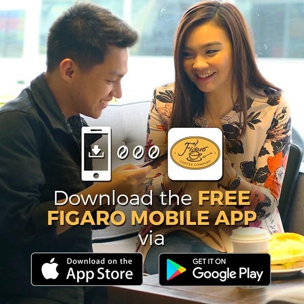 Register Figaro Mobile App