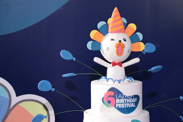 Lazada Birthday Festival