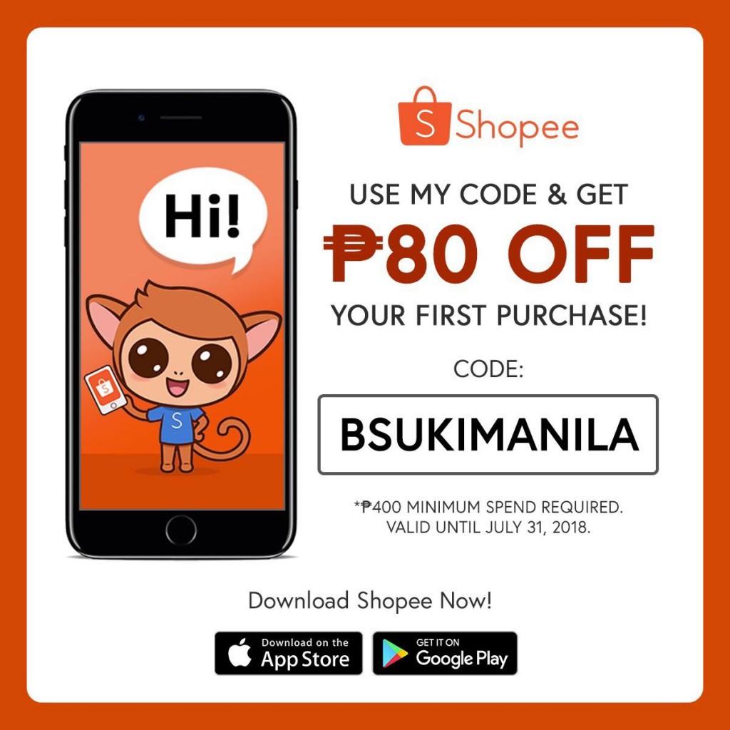 Shopee Philippines Promo Code