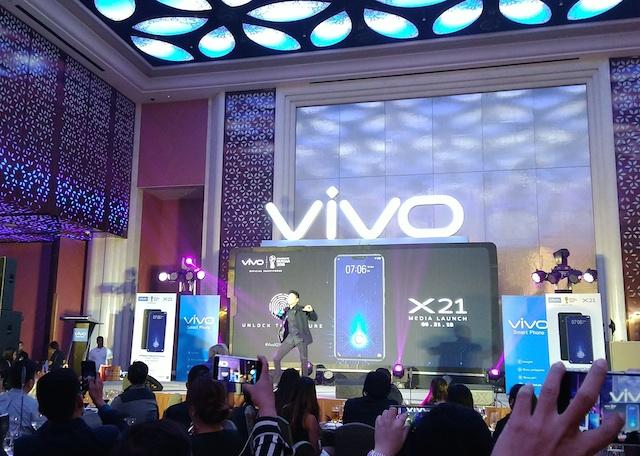 Vivo X21 Philippine Price