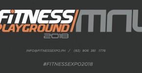 Fitness Playground MNL 2018