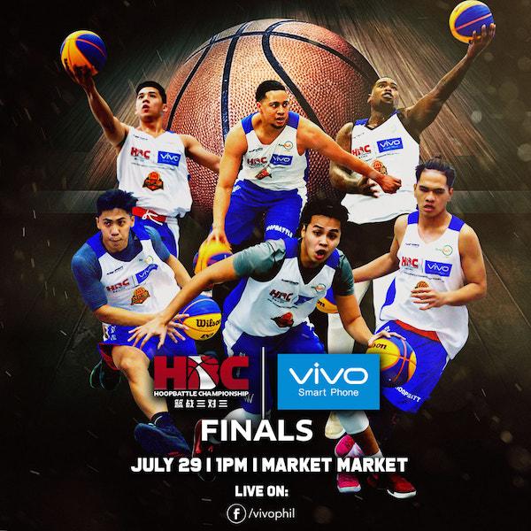 Vivo HoopBattle Championship Philippines 2018