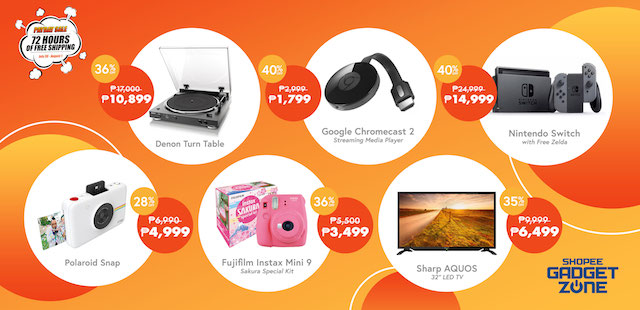Shopee Gadget Zone