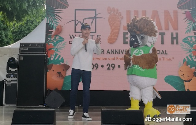 Haribon Mascot