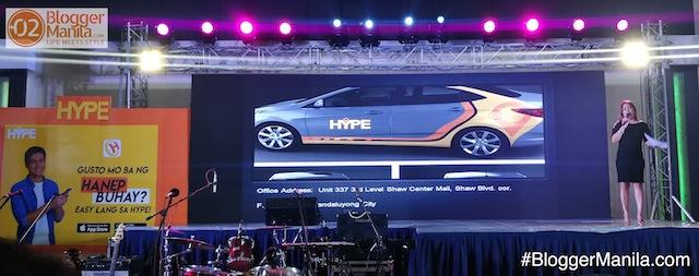HYPE Car