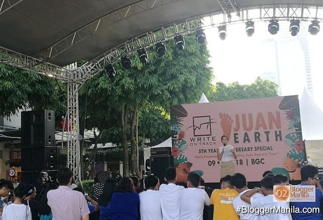 Juan Earth Advocacy
