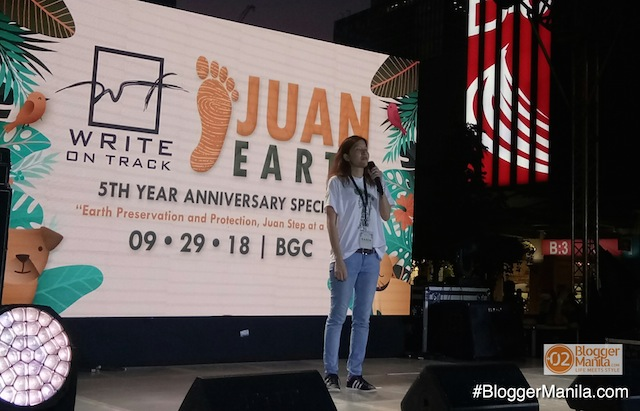 Juan-Earth-Write-on-track