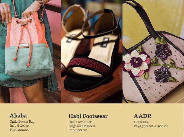 Akaba, Habi Footwear, and AADR