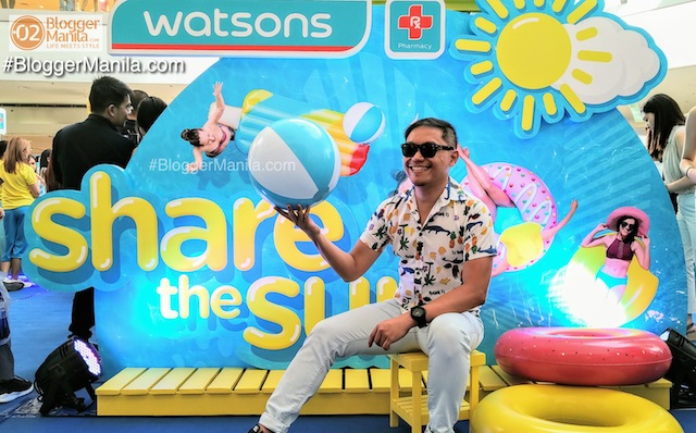 WATSONS SM Mall of Asia
