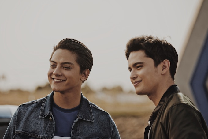 Daniel Padilla James Reid