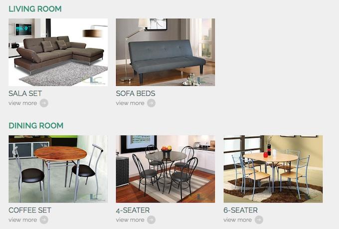 Home Suite Website