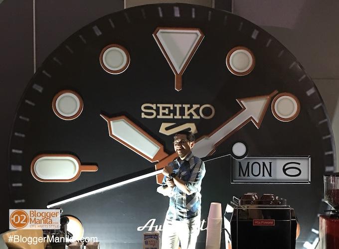 Seiko Launch