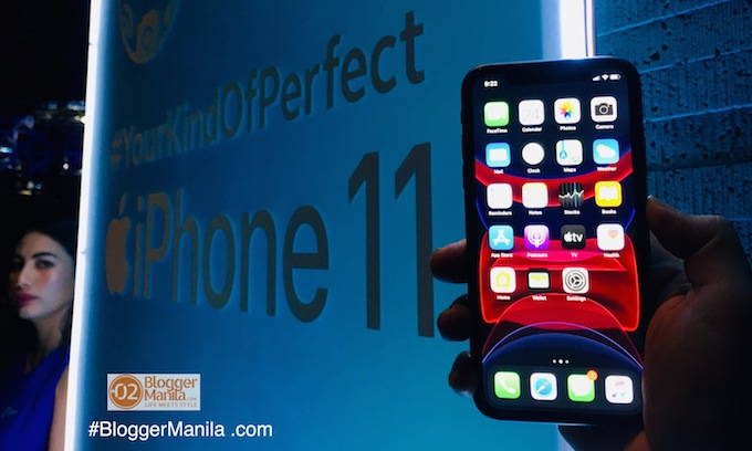 Globe iPhone 11 Smartphone
