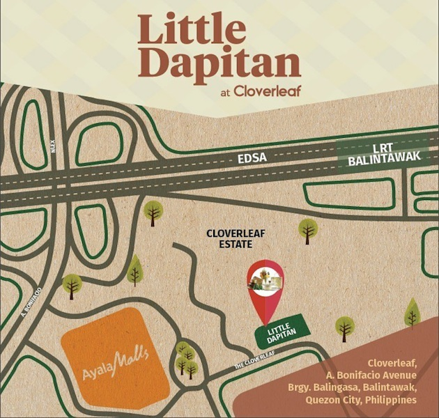 Little Dapitan MAP