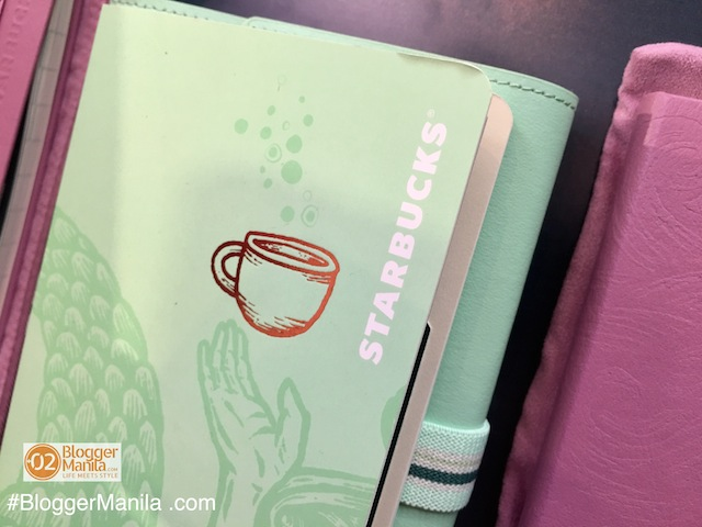 Neo Mint Starbucks Travel Organizer