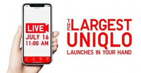 Philippine UNIQLO Online Store Launch