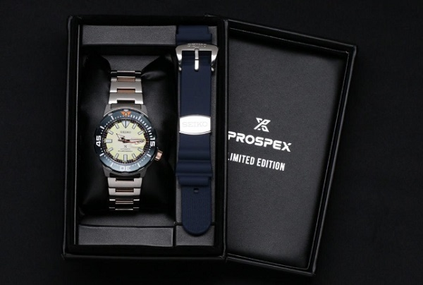 Limited Edition Seiko Prospex Watch