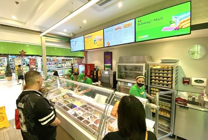 Subway SM North