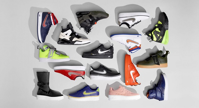 Limited Edition Nike Shoes