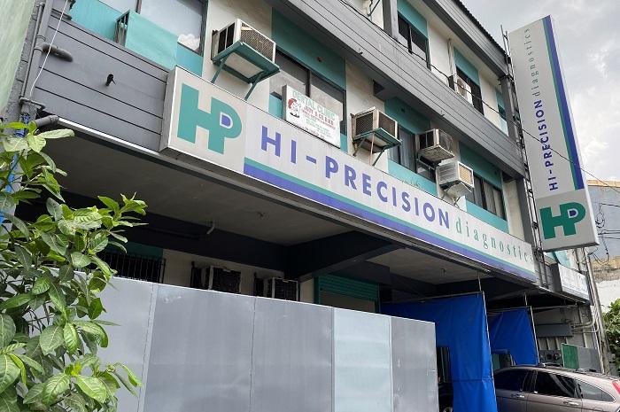Hi-Precision Laboratory