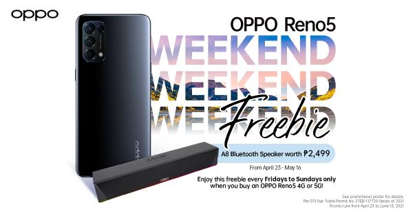 Oppo Reno Series Promo