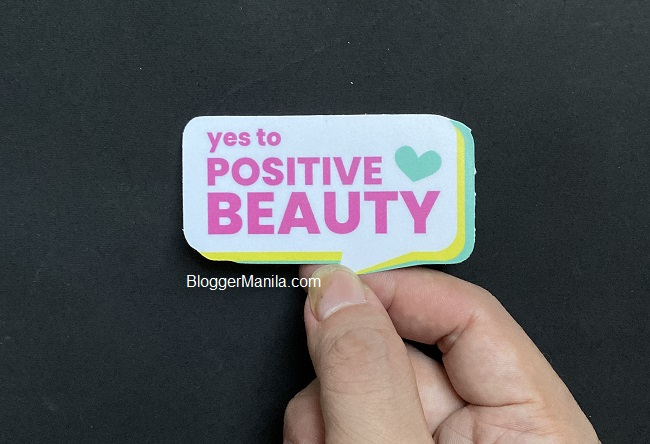 Yes to Positive Beauty