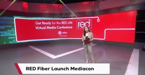 RED Fiber Launch