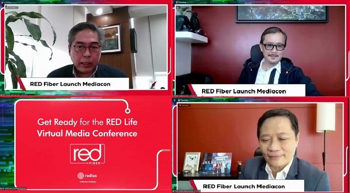 RED Fiber Internet