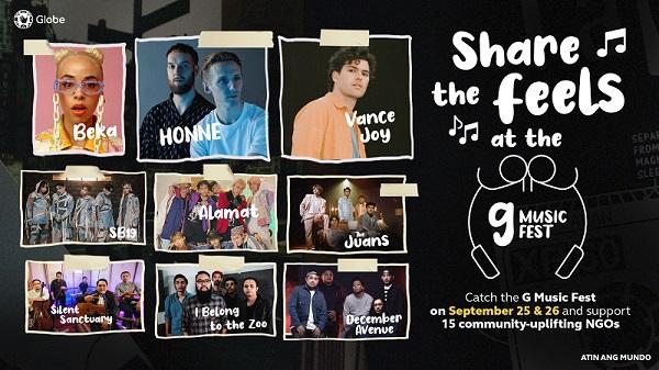 Globe Music Fest