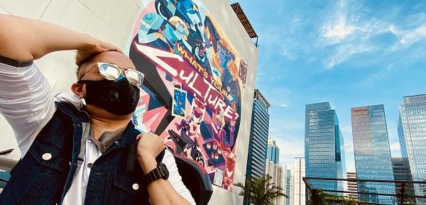 Yamaha Mio Mural